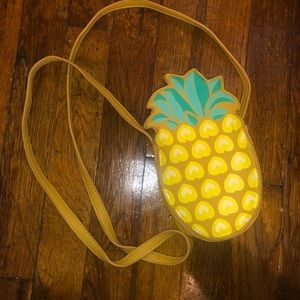 Pineapple Crossover Bag